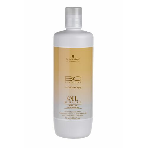 Schwarzkopf BC Bonacure Oil Miracle Marula Oil šampon 1000 ml pro ženy
