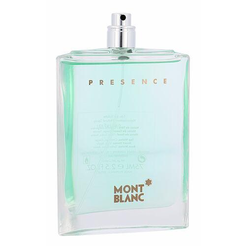 Mont Blanc Presence EDT 75 ml Tester pro muže