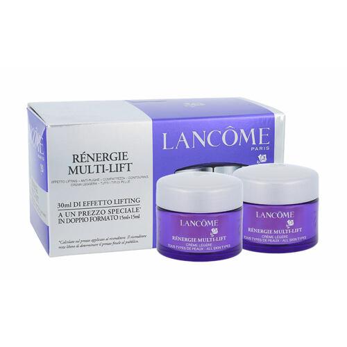 Lancome Rénergie Multi-Lift Creme Légere denní pleťový krém denní pleťová péče 2x 15 ml pro ženy