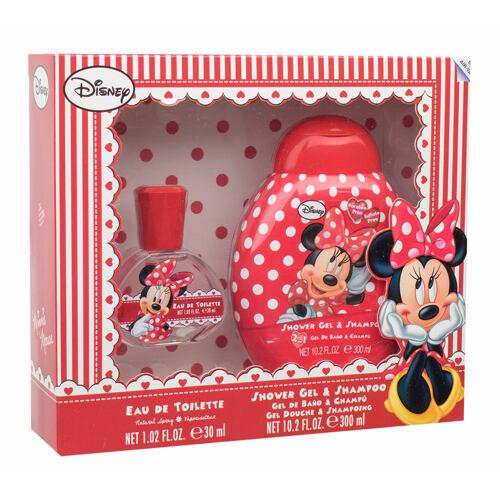 Disney Minnie Mouse EDT EDT 30 ml + 2v1 sprchový gel & šampon 300 ml Unisex