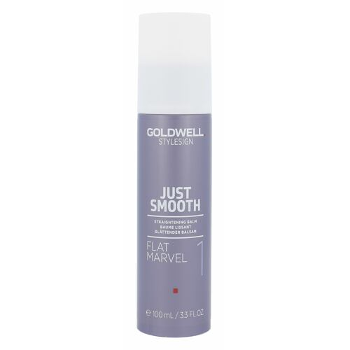 Goldwell Style Sign Just Smooth balzám na vlasy 100 ml pro ženy