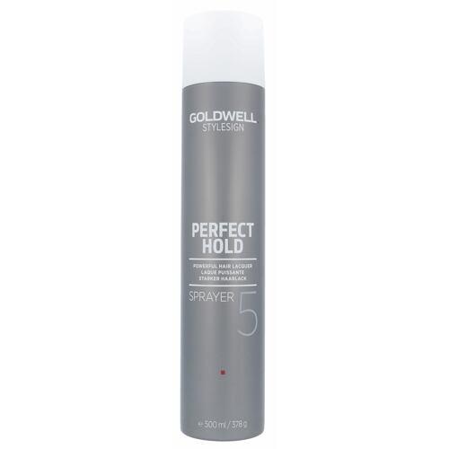 Goldwell Style Sign Perfect Hold lak na vlasy 500 ml pro ženy