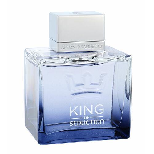 Antonio Banderas King of Seduction EDT 100 ml pro muže