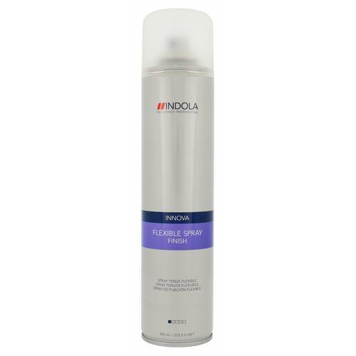 Indola Innova Finish Flexible Spray lak na vlasy 300 ml pro ženy