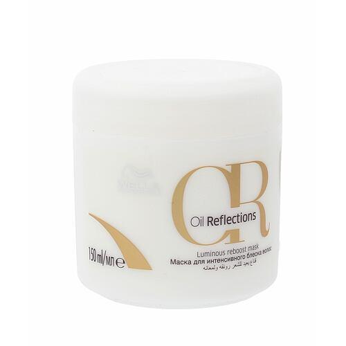 Wella Oil Reflections maska na vlasy 150 ml pro ženy
