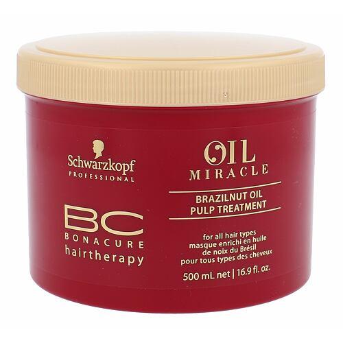 Schwarzkopf BC Bonacure Oil Miracle Brazilnut Oil maska na vlasy 500 ml pro ženy