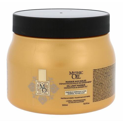L´Oréal Professionnel Mythic Oil maska na vlasy 500 ml pro ženy
