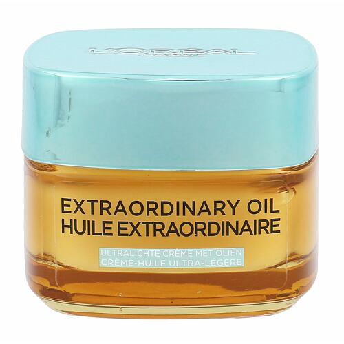 L´Oréal Paris Extraordinary Oil Ultra Light denní pleťový krém 50 ml pro ženy