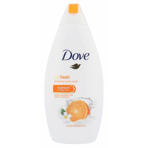 Dove Go Fresh Mandarin sprchový gel 500 ml pro ženy