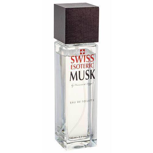 Swiss Esoteric Musk EDT 100 ml pro ženy