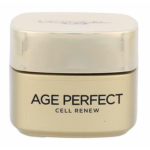 L´Oréal Paris Age Perfect Cell Renew denní pleťový krém 50 ml pro ženy
