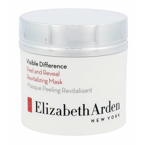 Elizabeth Arden Visible Difference Peel And Reveal pleťová maska 50 ml pro ženy