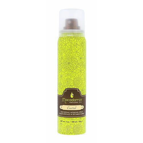 Macadamia Professional Natural Oil Control lak na vlasy 100 ml pro ženy