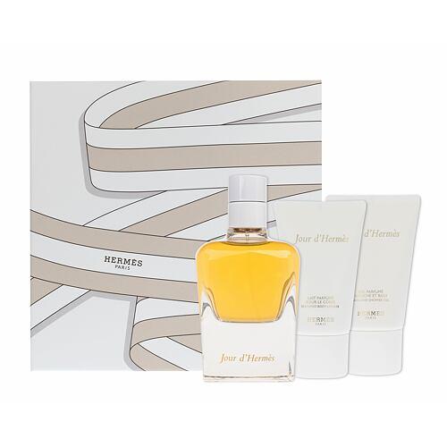 Hermes Jour d´Hermes EDP EDP 85 ml + tělové mléko 30 ml + sprchový gel 30 ml pro ženy