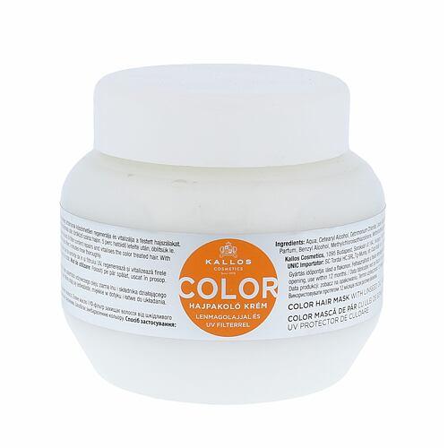 Kallos Cosmetics Color maska na vlasy 275 ml pro ženy