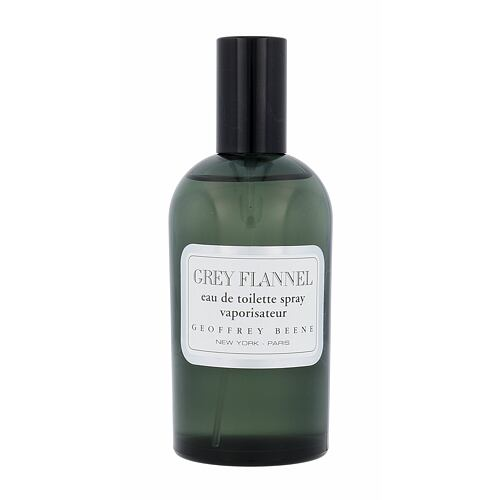 Geoffrey Beene Grey Flannel EDT 120 ml pro muže