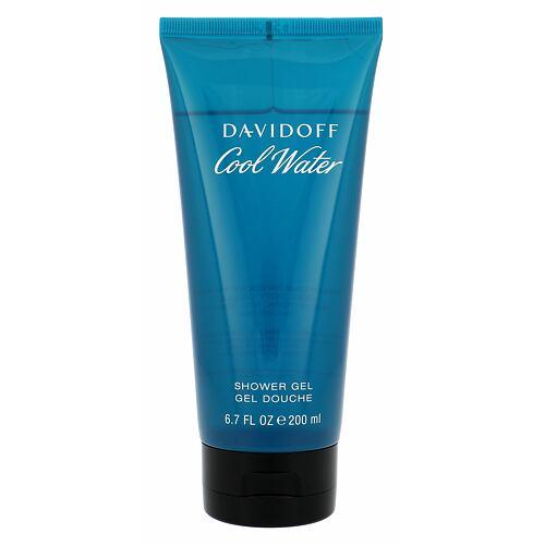Davidoff Cool Water sprchový gel 200 ml pro muže