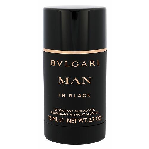 Bvlgari Man In Black deodorant 75 ml pro muže