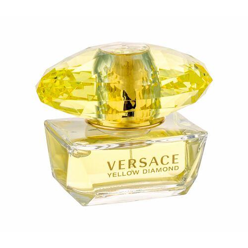 Versace Yellow Diamond EDT 50 ml pro ženy