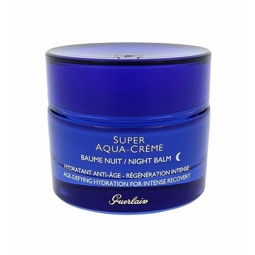 Guerlain Super Aqua Créme Night Balm noční pleťový krém 50 ml Tester pro ženy
