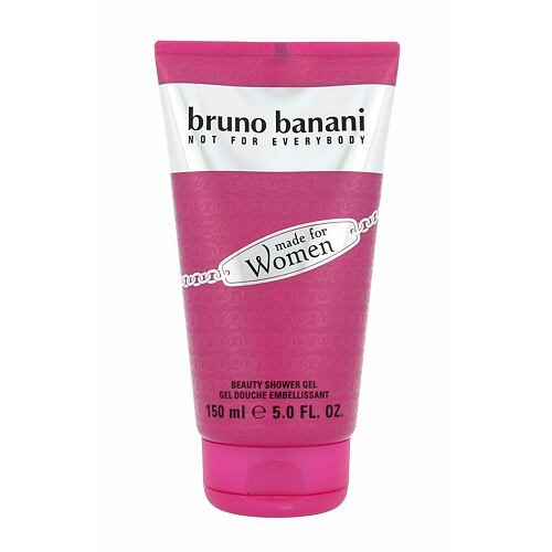 Bruno Banani Made For Woman sprchový gel 150 ml pro ženy