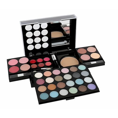 Makeup Trading All You Need To Go dekorativní kazeta Complete Makeup Palette pro ženy