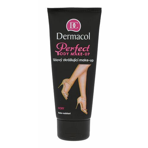 Dermacol Perfect Body Make-Up samoopalovací přípravek 100 ml pro ženy