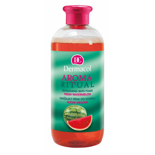 Dermacol Aroma Ritual Fresh Watermelon pěna do koupele 500 ml pro ženy