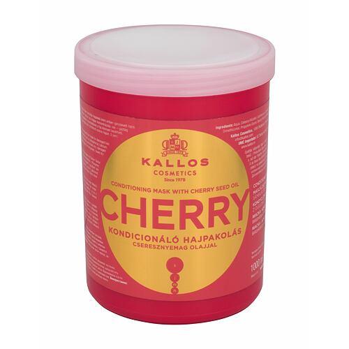 Kallos Cosmetics Cherry maska na vlasy 1000 ml pro ženy