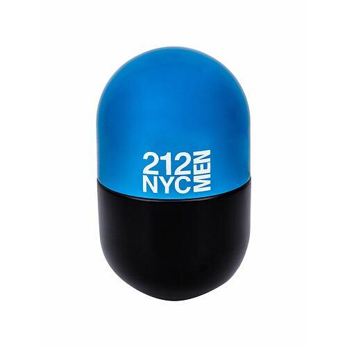 Carolina Herrera 212 NYC Men Pills EDT 20 ml pro muže