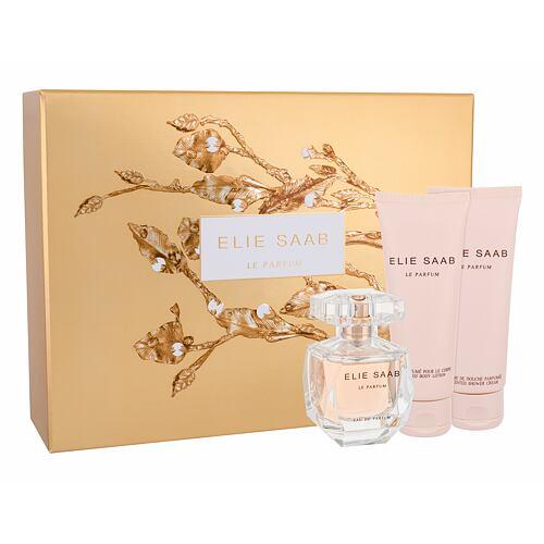 Elie Saab Le Parfum EDP EDP 50 ml + tělové mléko 75 ml + sprchový krém 75 ml pro ženy