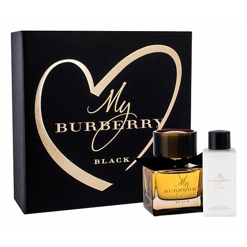 Burberry My Burberry Black parfém parfém 50 ml + tělové mléko 75 ml pro ženy