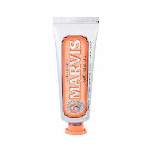 Marvis Ginger Mint zubní pasta 25 ml Unisex