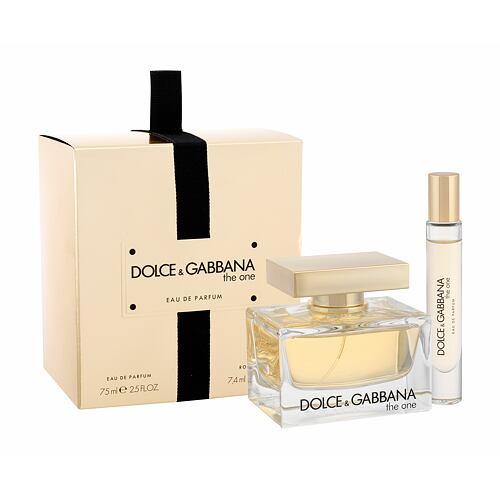Dolce&Gabbana The One EDP EDP 75 ml + EDP 7,4 ml pro ženy