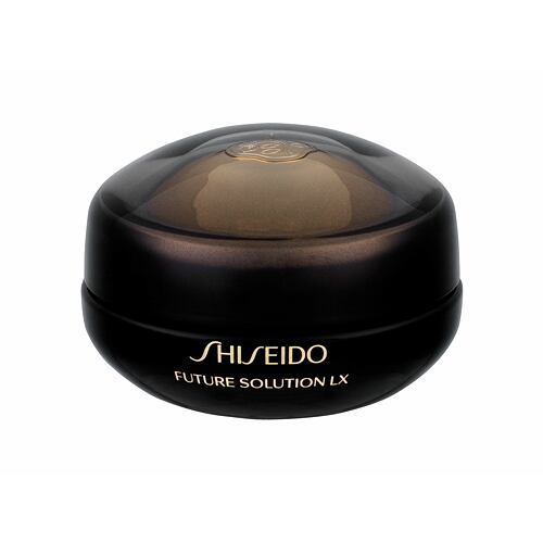 Oční krém Shiseido Future Solution LX Eye And Lip Regenerating Cream 17 ml