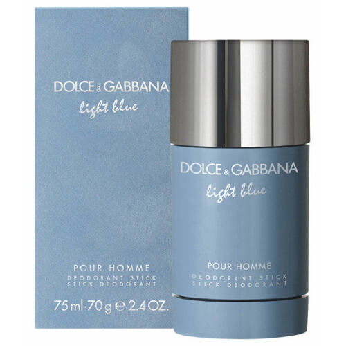 Dolce & Gabbana Light Blue Pour Homme deodorant 75 ml pro muže