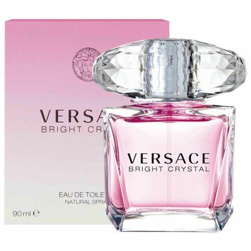 Versace Bright Crystal EDT 50 ml Poškozená krabička pro ženy