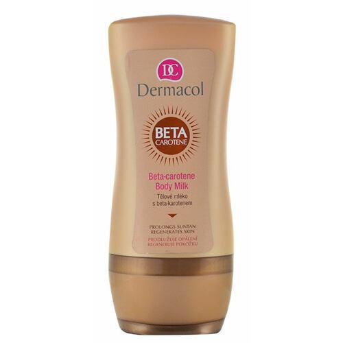 Dermacol After Sun Beta-Carotene Body Milk přípravek po opalování 200 ml pro ženy