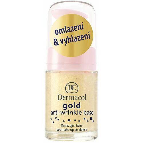Dermacol Gold Anti-Wrinkle podklad pod makeup 15 ml pro ženy
