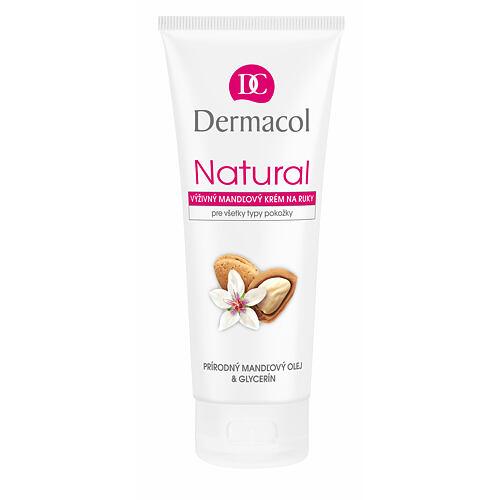 Dermacol Natural Almond krém na ruce 100 ml pro ženy