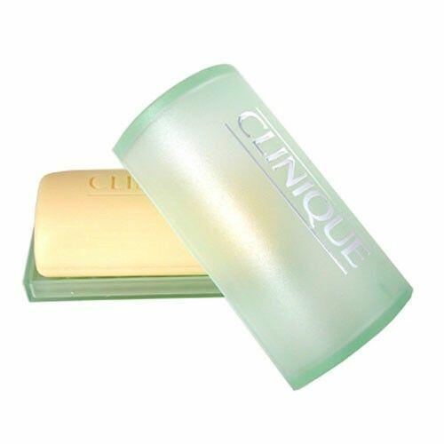 Clinique Facial Soap Oily Skin With Dish čisticí mýdlo 100 g Tester pro ženy