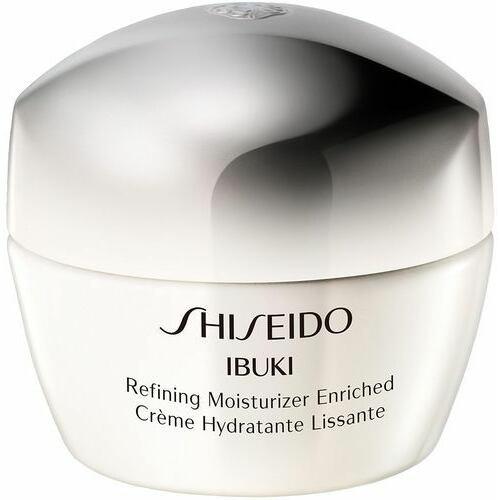 Shiseido Ibuki Refining Moisturizer Enriched denní pleťový krém 50 ml pro ženy