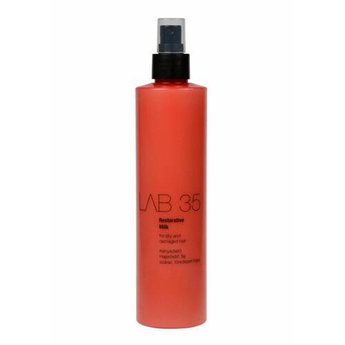 Kallos Cosmetics Lab 35 Restorative Milk balzám na vlasy 300 ml pro ženy