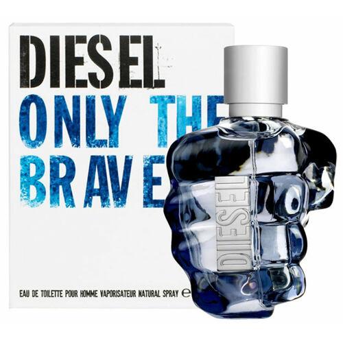 Diesel Only The Brave EDT 75 ml Poškozená krabička pro muže