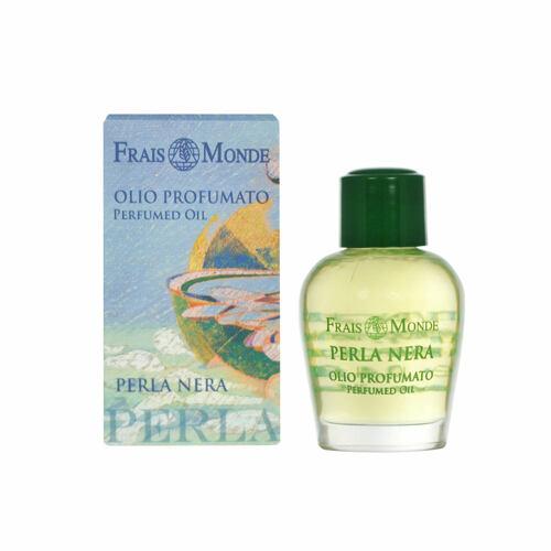 Frais Monde Black Pearl parfémovaný olej 12 ml pro ženy