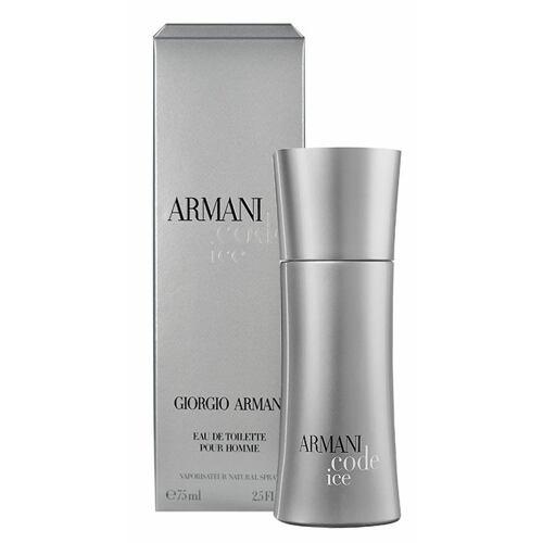 Giorgio Armani Code Ice EDT 75 ml Tester pro muže