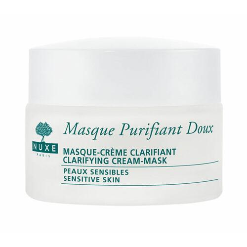 Nuxe Rose Petals Cleanser Clarifying Cream-Mask pleťová maska 50 ml pro ženy