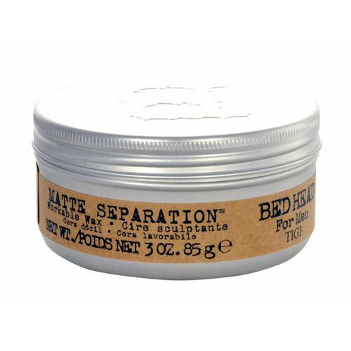 Tigi Bed Head Men Matte Separation vosk na vlasy 85 g pro muže