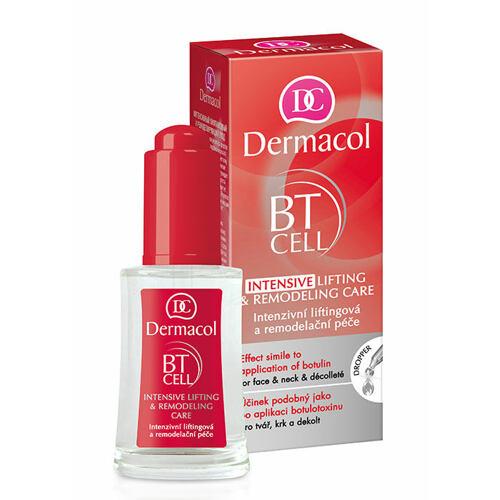 Dermacol BT Cell Intensive Lifting & Remodeling Care pleťové sérum 30 ml pro ženy