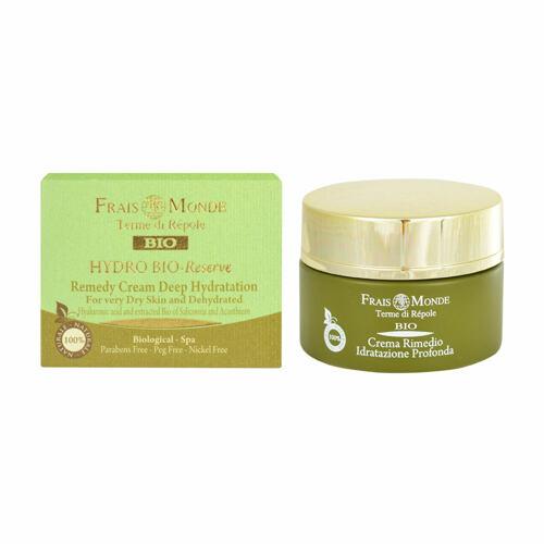 Frais Monde Hydro Bio Reserve Remedy Cream Deep Hydration denní pleťový krém 50 ml pro ženy